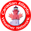 Canadian Atlantic Weather Network Logo